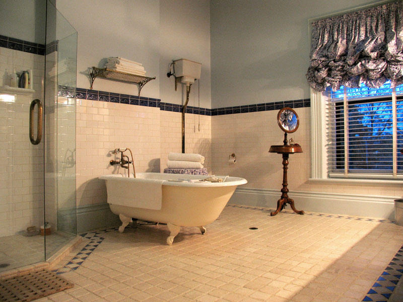 Traditional Bathroom Design Ideas: Tile Design And Tile Ideas